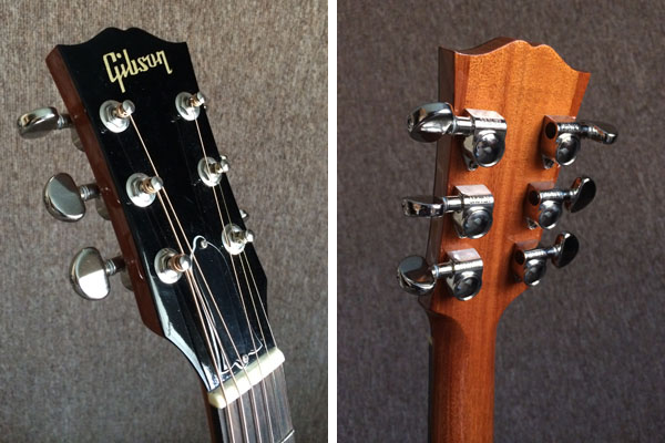 Mini Grovers have got to go! - Gibson Acoustic - Gibson